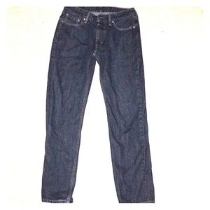 Levi 514 Straight Fit 30x32 Jeans